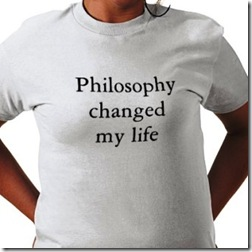 philosophy shirt