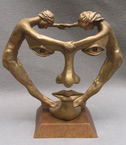 Michael Alfano - Figurative and surrealistic sculptures - Tutt'Art@  (31)