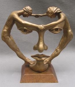 Michael Alfano - Figurative and surrealistic sculptures - Tutt'Art@  (31)