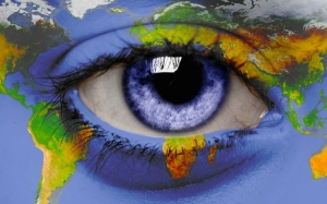 eyes world blue eyes earth maps artwork photomanipulations 1920x1200 wallpaper_wallpaperswa.com_58
